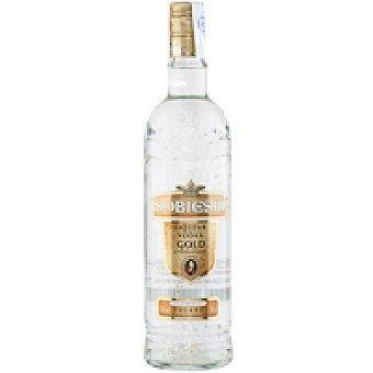 Sobieski Vodka Gold Botella 70 cl