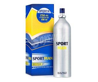 Sport Man Agua de colonia 150 ml