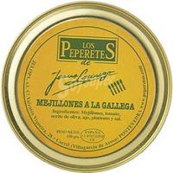 LOS PEPERETES Mejillón en Escabeche Lata 150g