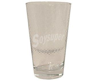 PASABAHCE Vaso de refrescos y agua modelo Petek, con capacidad de 40 centílitros y de color transparente 1 Unidad
