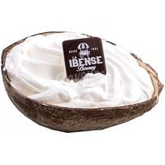 La Ibense Bornay Fruta helada de coco Unidad 175 ml