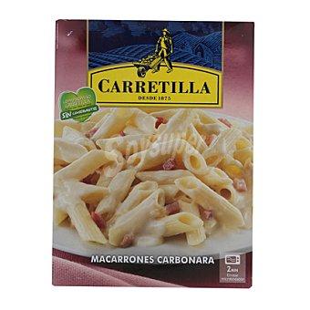 Carretilla Macarrones carbonara 325 g
