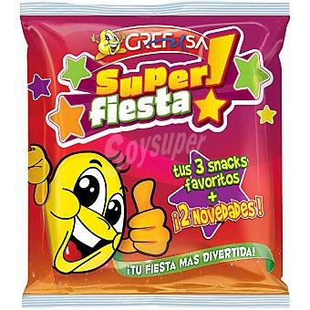 Grefusa Pack Super Fiesta Bolsa 110 g