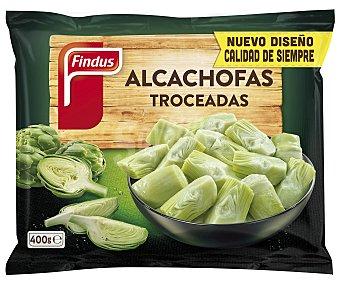Findus Alcachofa cortada Bolsa 400 g