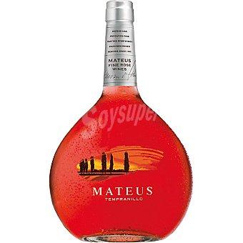MATEUS vino rosado tempranillo Portugal botella 75 cl
