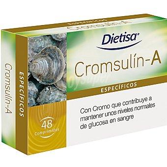 DIETISA Cromsulin-A control de la glucosa  envase 35 g
