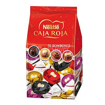 Caja Roja Nestlé Bombones caja roja Caja