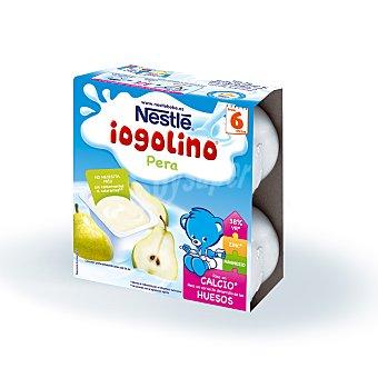 Iogolino Nestlé Postre de pera 4 u x 100 g