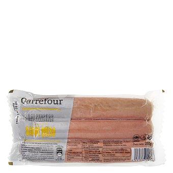 Carrefour Salchichas jumbo con queso 250 g