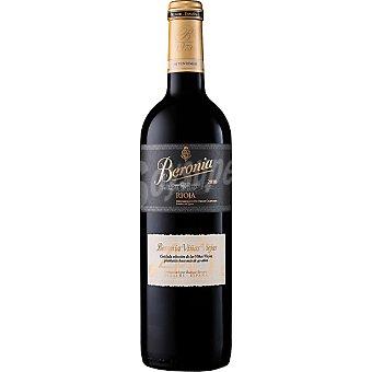 Beronia Vino tinto Viñas Viejas reserva 40 Aniversario D.O. Rioja  botella 75 cl