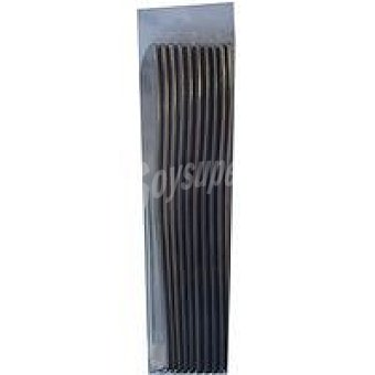 Nupik Cuchillos metalizados Pack 10 unid