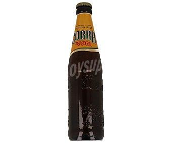 COBRA Cerveza Botella de 33 centilitros