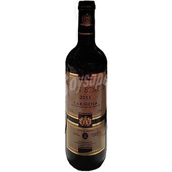 GRAN STATUS Vino tinto D.O. Cariñena Botella 75 cl