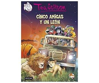 JUVENIL T.s: 5 Amigas y un León
