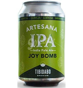 JOY Cerveza artesanal tibidabo bomb Lata 33 cl