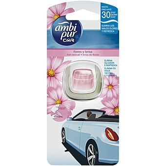 AmbiPur Ambientador de coche Flores y Brisa Car desechable  1 unidad