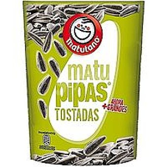 Matutano Pipas Tostadas aguasal Bolsa 110 g