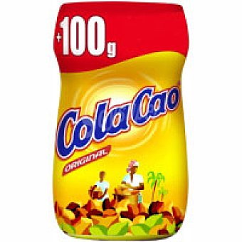 Cola Cao Cacao soluble Bote 800 g + 100 g