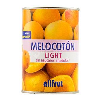 Alifrut Melocoton en almibar light Bote 400 g escurrido 240 g