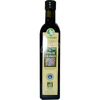 BIOLASI Aceite virgen de pipas de calabaza Envase 500 ml