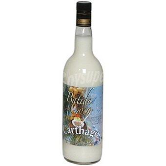 CARHTAGO Licor batida de coco Botella 1 l