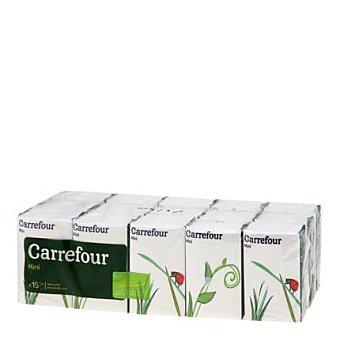 Carrefour Pañuelo de bolsillo mini 15 ud
