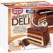 Tarta de mousse de 3 chocolates 8 raciones estuche 600 g Estuche 600 g My Sweet Deli Dr. Oetker