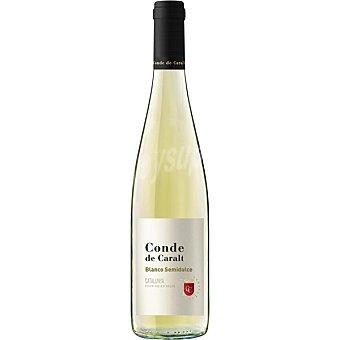 Conde de Caralt Vino Blanco Suave Cataluña Botella 75 cl