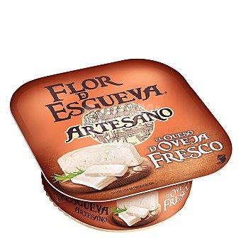 FLOR DE ESGUEVA Queso de oveja fresco artesano  envase 250 g