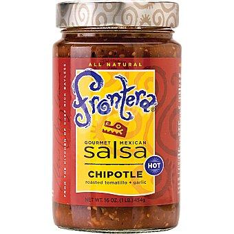 Frontera Salsa Gourmet Mexicana hot chipotle frasco 454 g frasco 454 g
