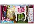 Barbie Dream Horse con caballo interactivo y accesorios, barbie  Barbie