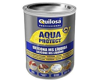 QUILOSA Silicona líquida, pintable, resistente a la humedad y para uso interior y exterior 1 unidad
