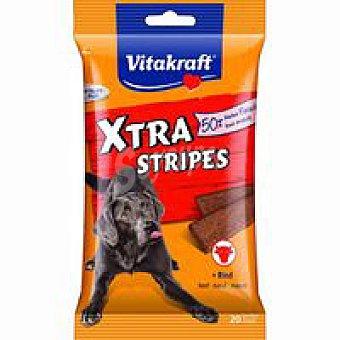 Vitakraft Stripes de ternera perros Paquete 200 g
