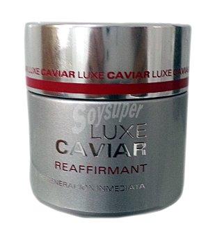 Deliplus Crema facial luxe caviar linea premium Caja 50 cc