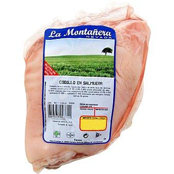 LA MONTAÑERA Codillo salmuerizado de cerdo  Bandeja 1,7 kg peso aproximado