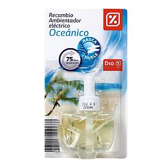 DIA Ambientador eléctrico oceánico recambio 1 ud
