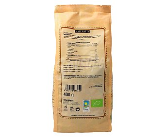Santiveri Fusilli tricolor integral (pasta de agricultura ecológica) 400 gramos