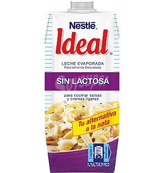 Ideal Nestlé Leche evaporada sin lactosa 525 g