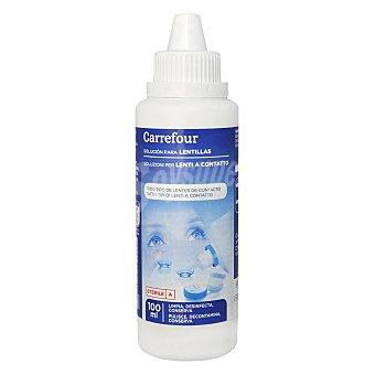 Carrefour Solución unica de lentillas 100 ml