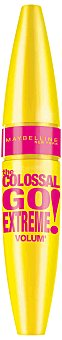 Maybelline New York Máscara de Pestañas Colossal Go Extreme 1 ud