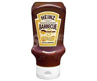 Heinz Salsa barbacoa con miel 500 gramos