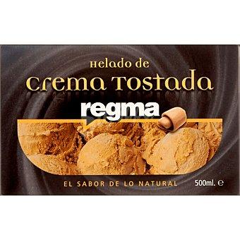 REGMA Helado de crema tostada Tarrina 500 ml