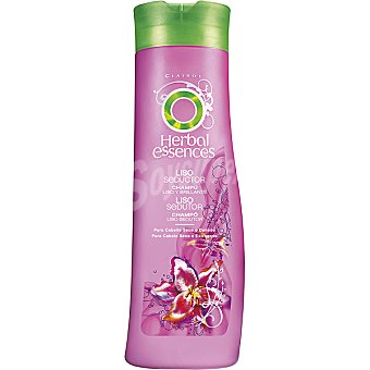 Herbal Essences Champú liso seductor para cabello seco o dañado 250 ml