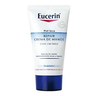 Eucerin Crema reparadora de manos muy secas y agrietadas. 75 ml