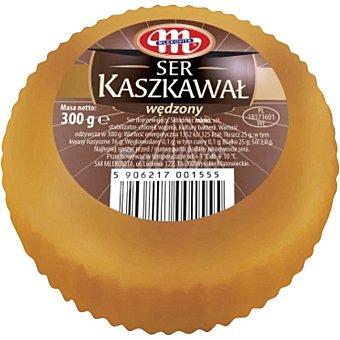 Mlekovita Kaszkawal queso de comino ahumado unidad 300 g