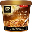 Supreme mousse de dulce de leche con caramelo y trozos de nueces envase 170 g Envase 170 g Gold Nestlé