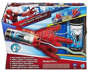 SPIDERMAN Guante Lanza Redes Mega Blaster 1 Unidad