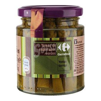 Carrefour Yemas de espárragos verdes 135 g