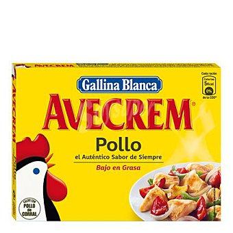 Avecrem Gallina Blanca Caldo de pollo en pastillas 15 ud