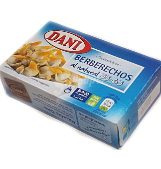 Dani Berberechos 55-65 58 GRS